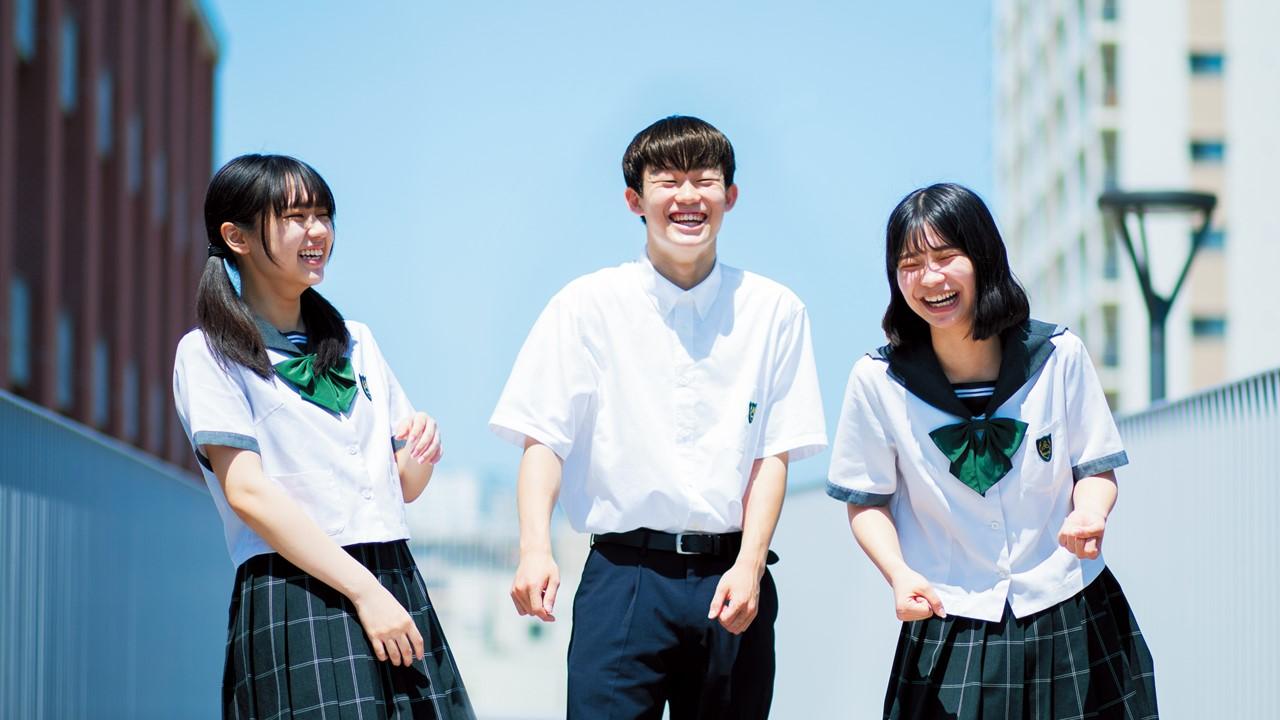 山陽 学園 高校 広島山陽学園山陽高等学校 SANYO Dream