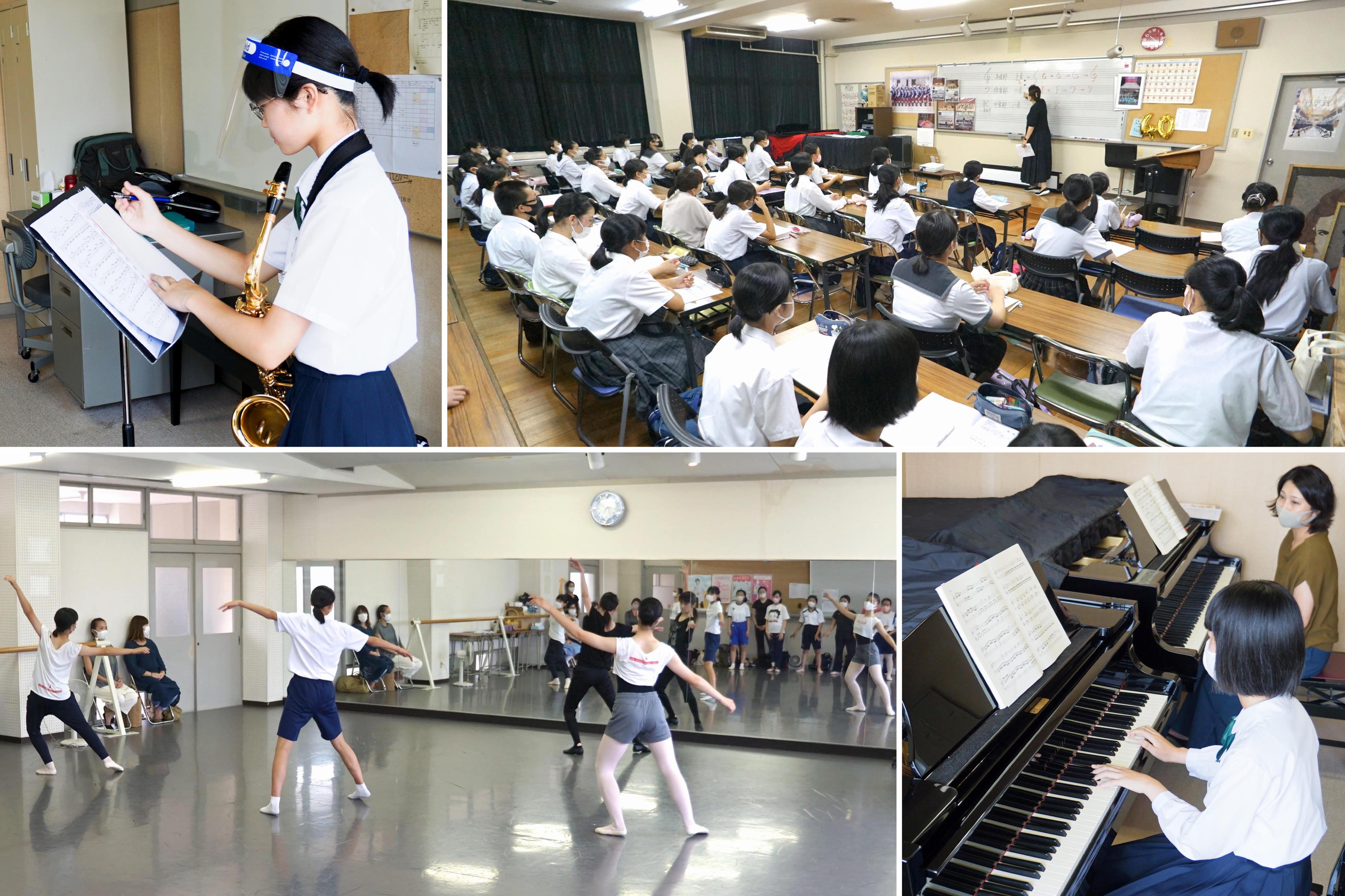 Music講習会0823